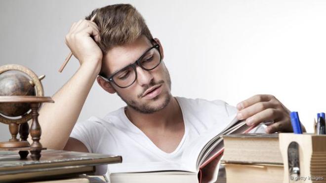【學習真的是一件苦差事嗎?】